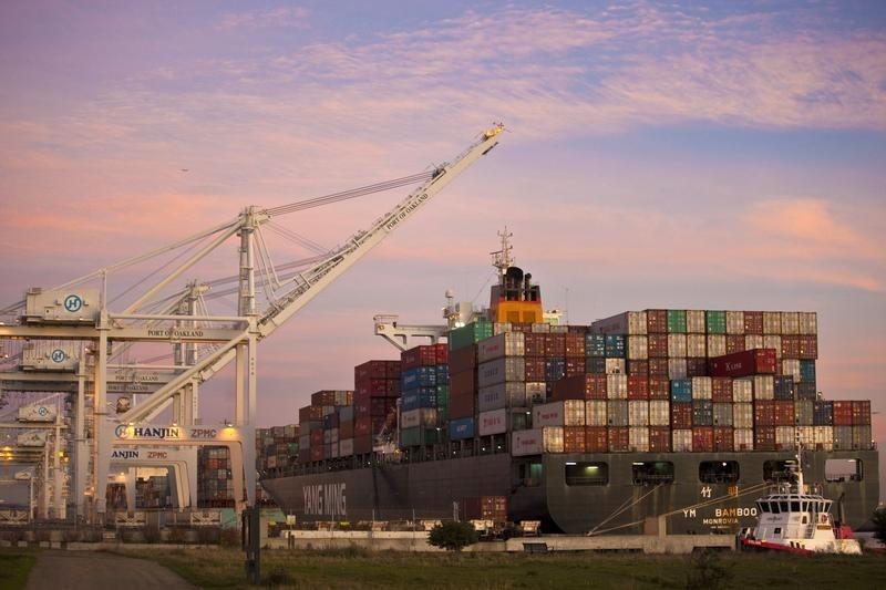© Reuters.  BDI schlägt USA Abbau aller Industriezölle vor