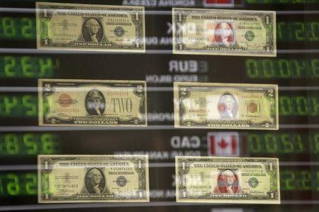 《全球匯市》美元觸及三周高位且日圓上漲,因貿易不確定性再現