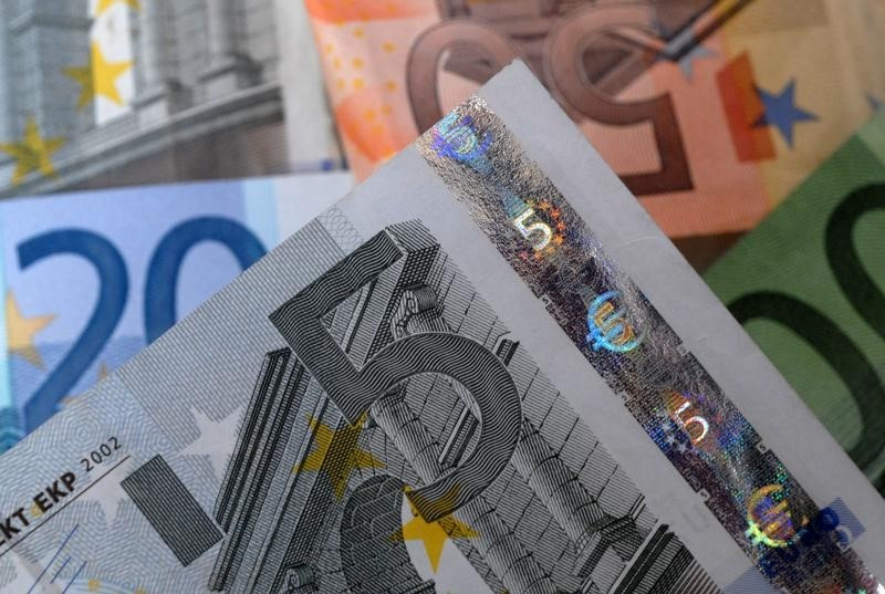 © Reuters.  Euro Rise to More Than Two Month High Puts $1.20 Level in Focus