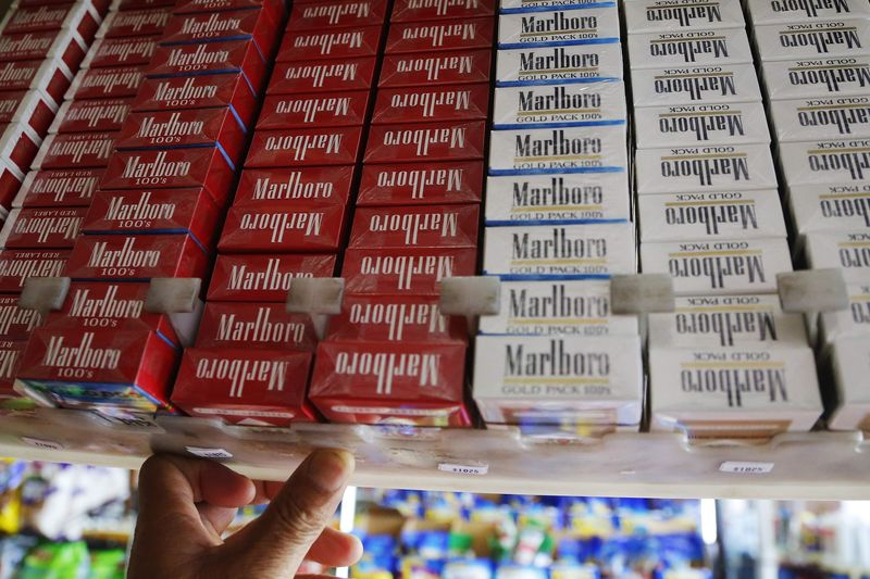 © Reuters. Philip Morris urges Thailand to drop prosecution after WTO's second ruling