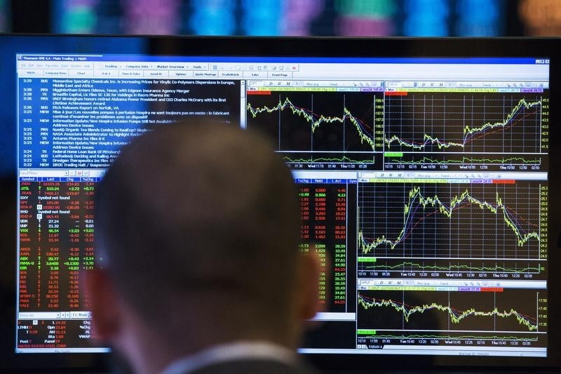 © Reuters.  CORRECTED-GLOBAL MARKETS-Asian stocks edge up, US futures rise on hope for no US govt shutdown