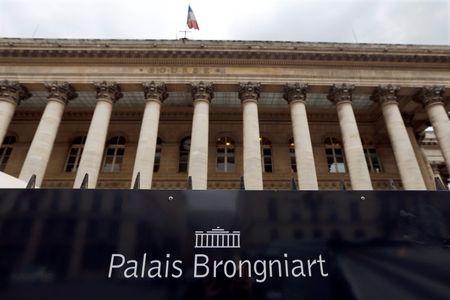 مؤشرات الأسهم في فرنسا هبطت عند نهاية جلسة اليوم؛ كاك 40 تراجع نحو 0.48%