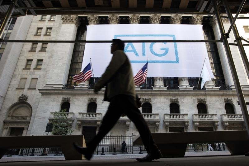 AIG to launch new business through Lloyd's market By Reuters