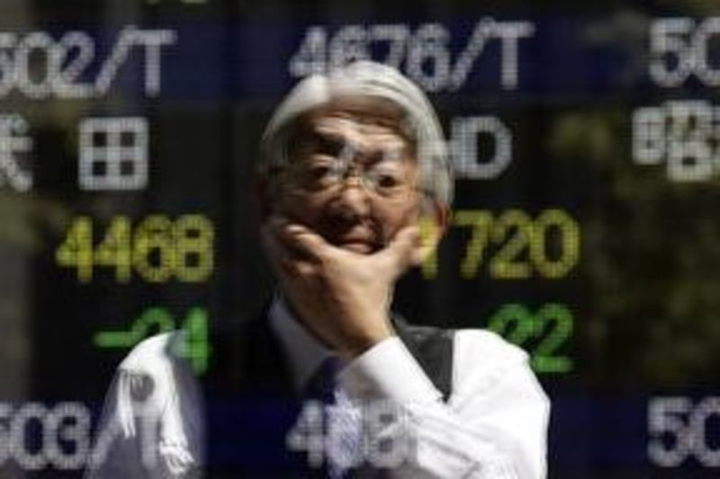 "Asian Stocks Down, Bond Selloff Enters ""More Lethal Phase"""