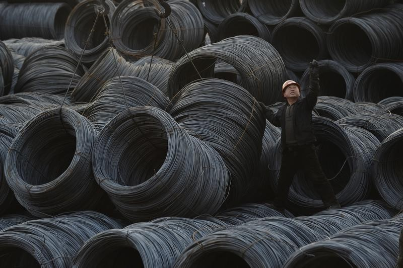 China Steel, Iron Ore Prices Climb for 4th day on Firm Demand, Falling Inventories