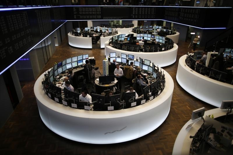 Germany shares lower at close of trade; DAX down 0.60%