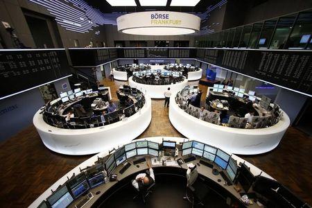 Germany stocks mixed at close of trade; DAX up 0.85%