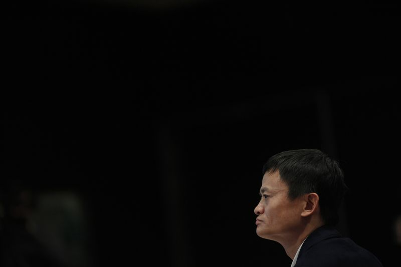 Jack Ma Emerges for First Time Since Crackdown on Ant, Alibaba