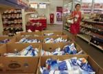Объём розничных продаж в России: 0,7% при прогнозе в 0,5%