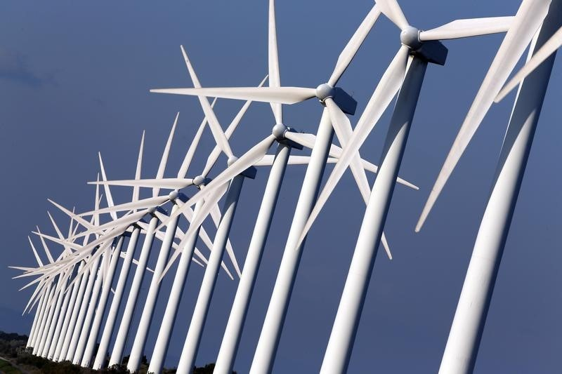 © Reuters.  Equinor e SSE obtêm contrato no Reino Unido para maior parque eólico offshore do mundo