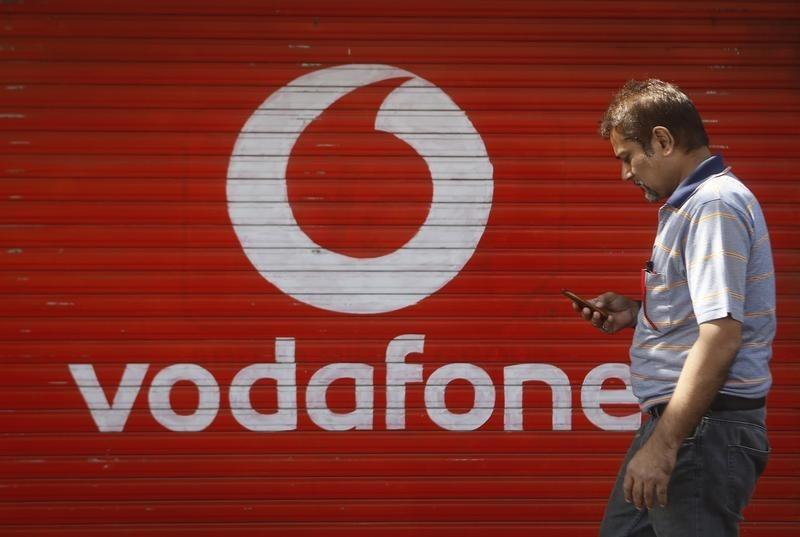 © Reuters.  Vodafone impulsiona setor de telecomunicação