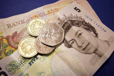 英国生产者价格指数(PPI)输入预测 -0.2% 相对 0.4%