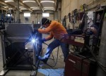 UK Manufacturing Production Falls in February