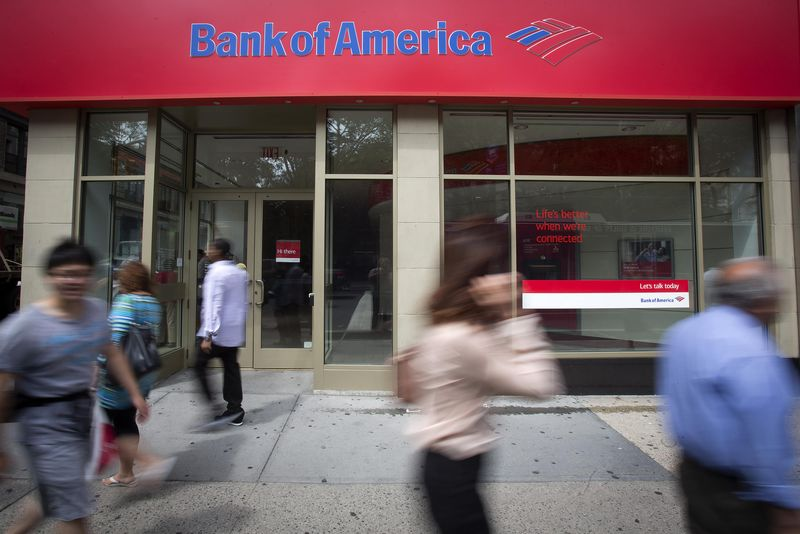 Stocks - Bank of America, United Rise Premarket; Abbott Falls By Inves