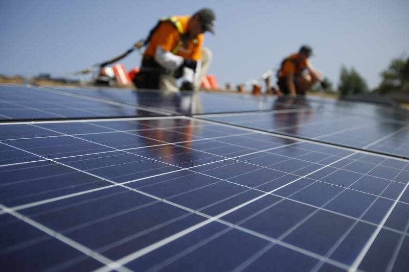 What Biden and a Blue Wave Mean for First Solar By Investing.com
