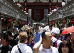 Japan's retail sales 0.1% vs. 0.5% forecast