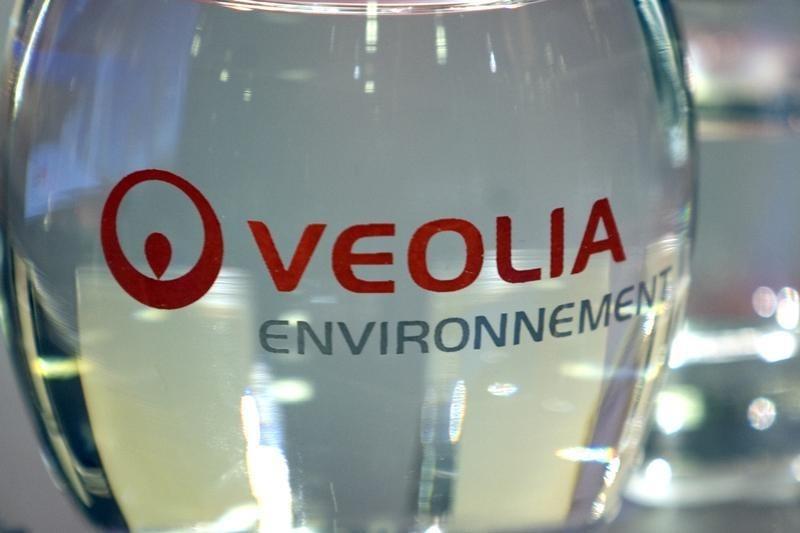 Veolia et Suez s'accordent sur leur fusion, les deux actions décollent
