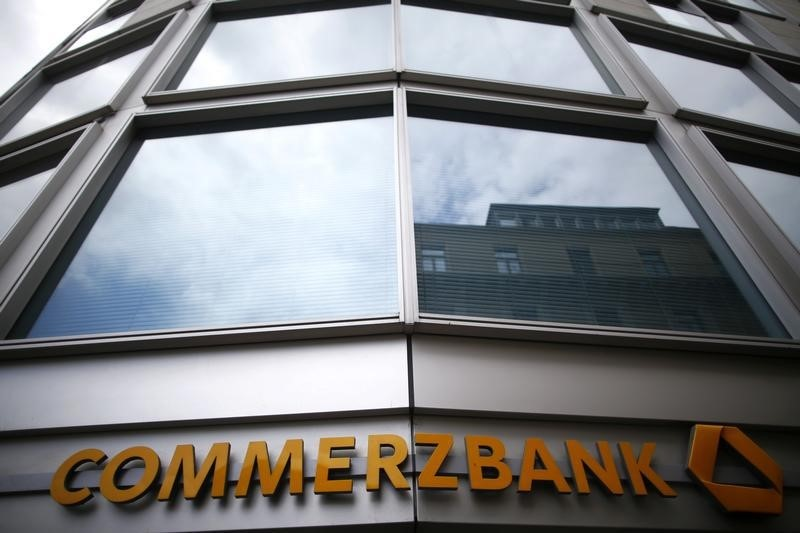 Exclusive: Commerzbank considers hoarding billions to avoid ECB charges - sources