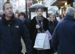 U.K. GDP Slows in February, Matches Consensus
