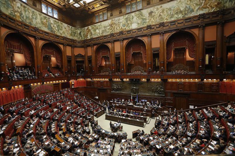 © Reuters.  Senato approva delega sul diritto fallimentare, è legge