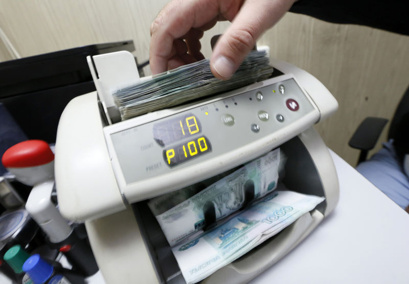 Russian Minister Celebrates Ruble's 20% Slump as'Awesome'