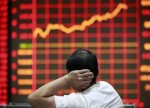 Shanghai stocks down, Japan and Hong Kong up on Monday