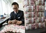 احتياطيات الصين من النقد الاجنبي  ترتفع للمرة الاولى منذ 8 شهور