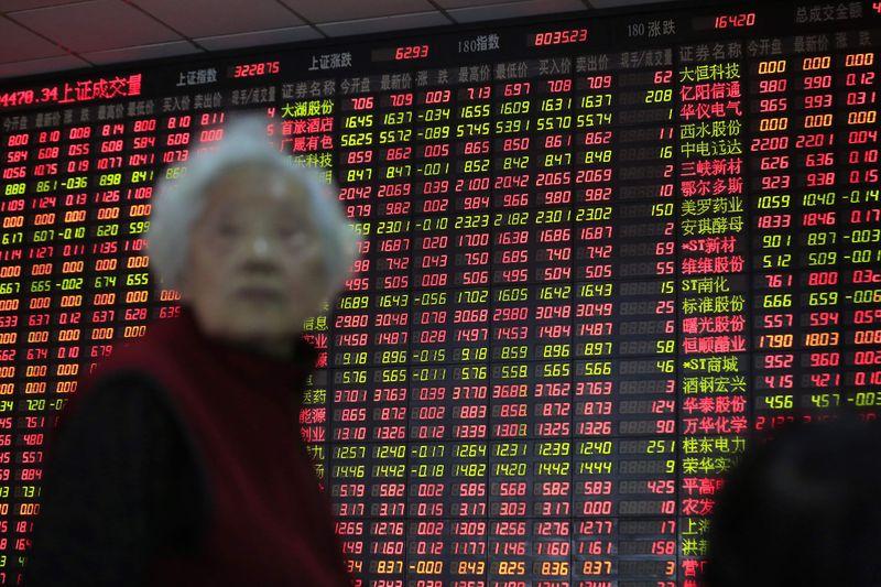 © Reuters.  美國股市:因押注美國推遲加息上漲,但朝鮮憂慮限制漲幅