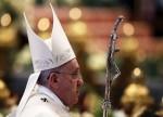 No Santuário de Fátima, papa Francisco pede fim das guerras que dilaceram o mundo
