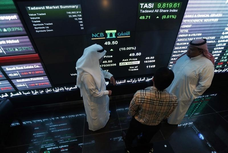 © Reuters.  United Arab Emirates shares higher at close of trade; DFM General up 1.02%