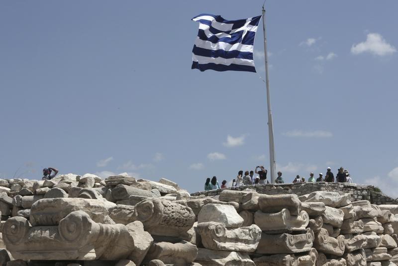© Reuters.  Ο ΟΔΔΗΧ άντλησε 1,3 δις ευρώ από την έκδοση 3μηνων ΕΓΔ, σταθερή η απόδοση