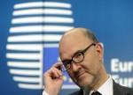 Moscovici optimista economia Portugal, PIB pode crescer acima 2,5 pct