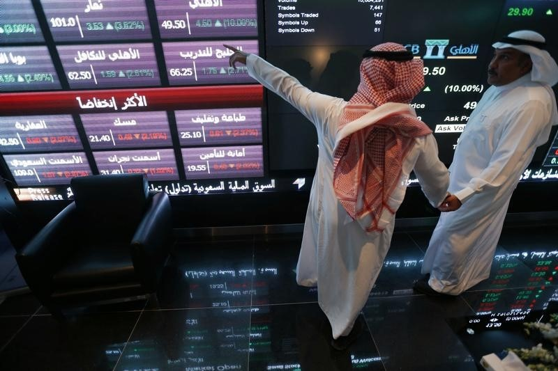 © Reuters. United Arab Emirates stocks higher at close of trade; DFM General up 0.38%