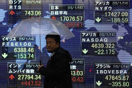아시아 시장에는 아래로 마감하였습니다. 니케이 1.40% 아래로.