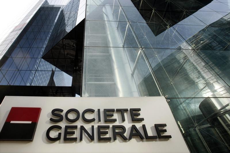 Actions européennes principalement plus élevées;  SocGen mène une journée chargée des gains