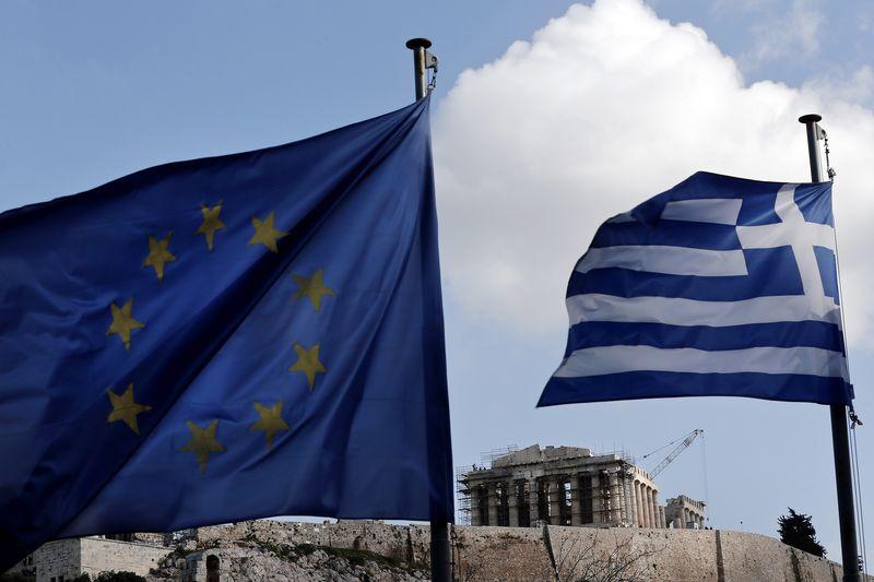 © Reuters.  Αχτσιόγλου σε FT- Το ΔΝΤ να σταματήσει να επιμένει σε νέες περικοπές συντάξεων