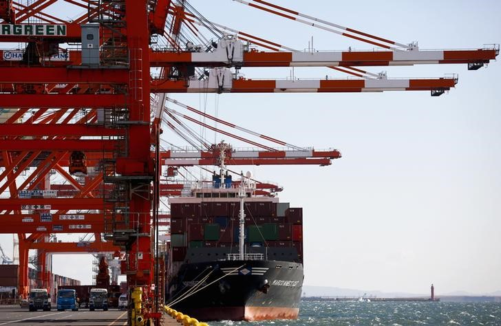 Reuters.  Грузооборот между Крымом и Сирией к концу года увеличится до 150 тыс. тонн