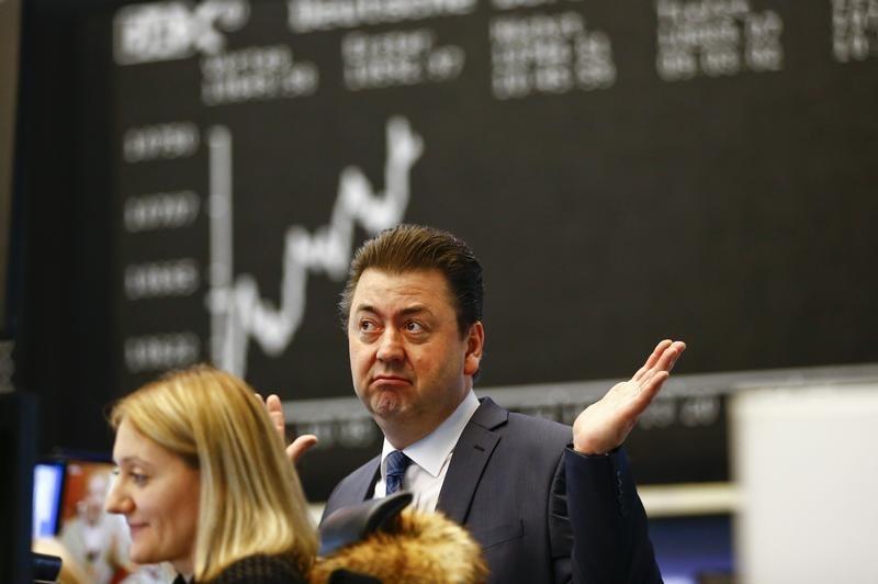 Les stocks de l'Allemagne sont plus bas à la clôture des échanges;  DAX en baisse de 0,35%