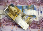 USD/CHF slips below nine-week-old support ahead of Swiss trade data