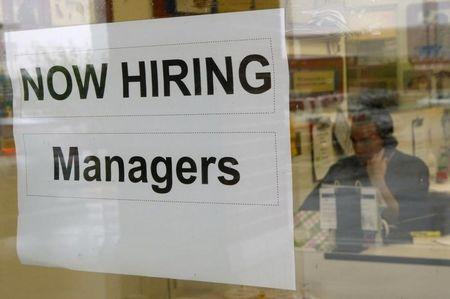 Las vacantes laborales de EE.UU. descienden en septiembre