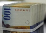 Forex - Swiss franc jumps higher in risk-off trade