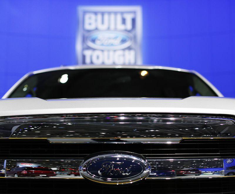 Taurus revamp debuts in China as Ford counters U.S. sedan slump