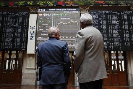 Espanha - Ações fecharam o pregão em alta e o Índice IBEX 35 avançou 0,07%