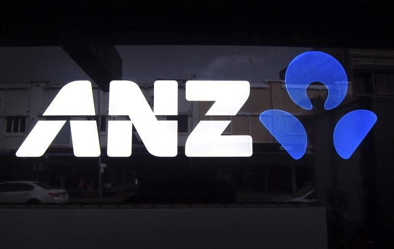 © Reuters.  Australia watchdog commences civil proceeding against ANZ over 2015 share issue