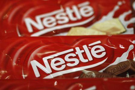 Nestlé pode escolher comprador de área de chocolate nos EUA até o final da semana, dizem fontes