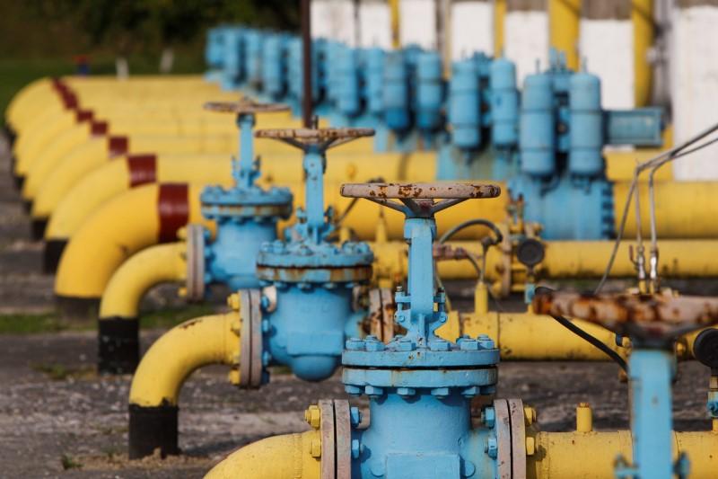 Futures gas alam lebih rendah pada masa dagang AS