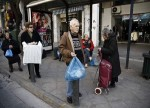 Greek deflation steady in April, prices fall for 26th month