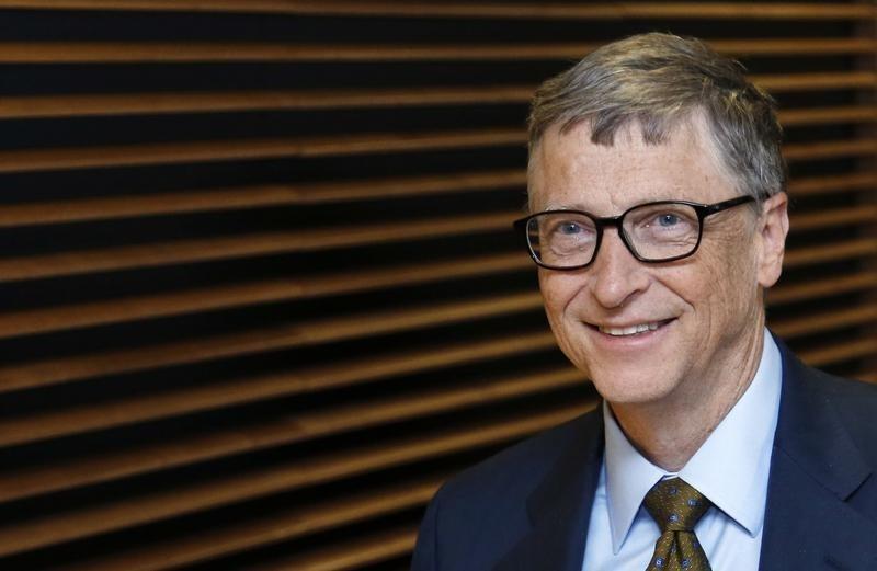 Билл Гейтс разводится сженой после 27лет брака
