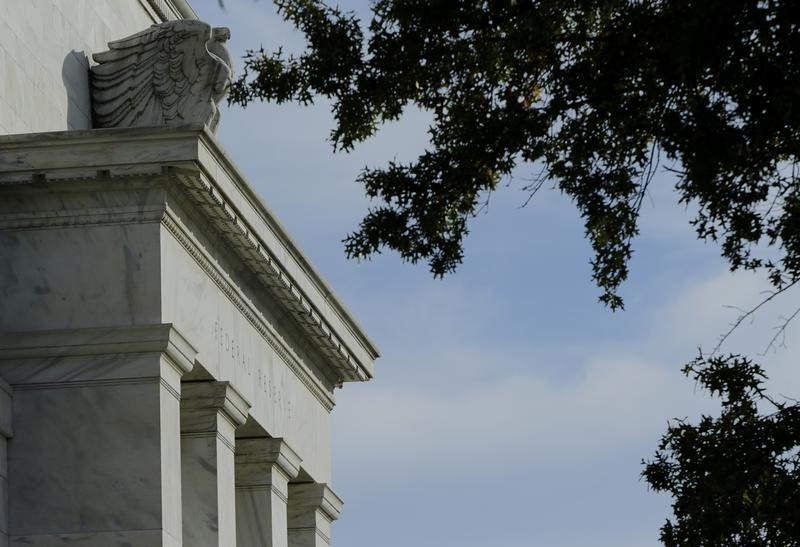 © Reuters.  Traders Hedge Against Zero Fed Rate as Talk of Crisis Cut Swirls