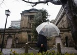Bank of Japan hold policy steady, upbeat on economy